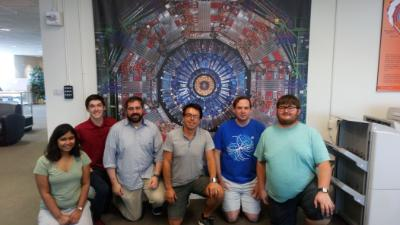 Yumiceva group at Fermilab